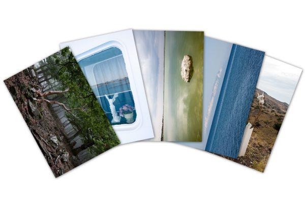 Mik Artskjid Postcard Sets