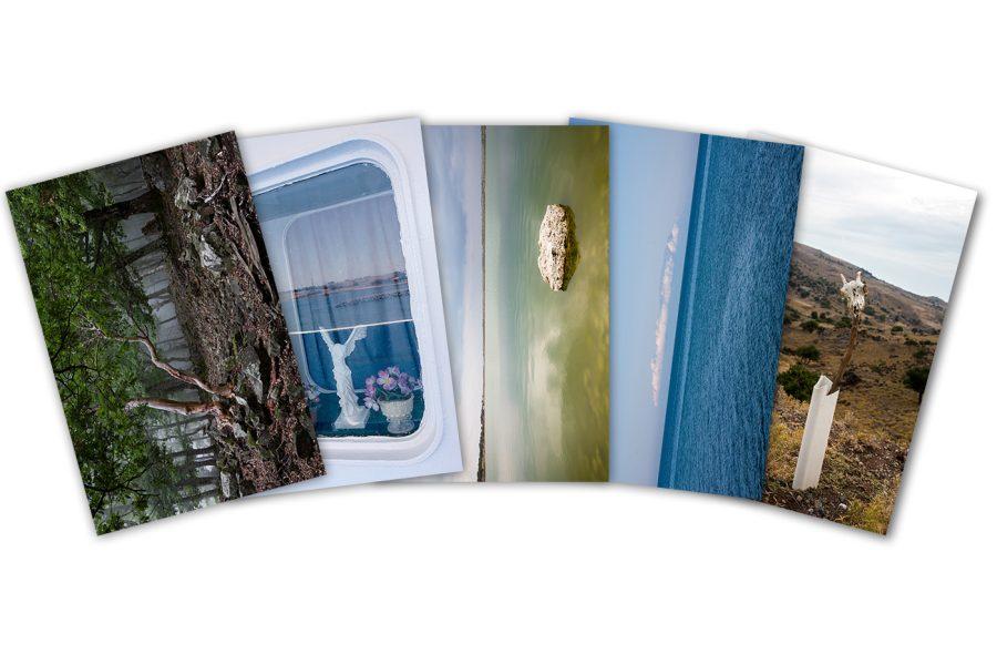 Island of the Gods Postcards